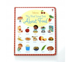 Usborne - My first word book about food