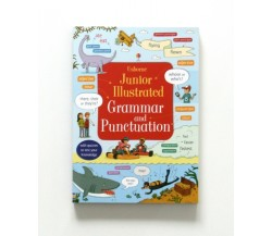 Usborne - Junior illustrated grammar and punctuation
