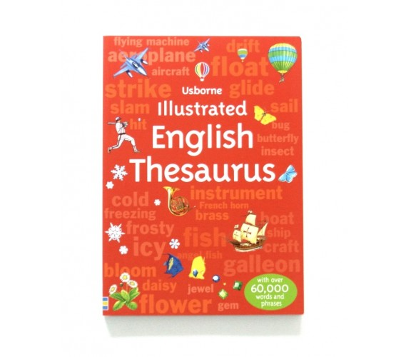 Usborne - Illustrated English thesaurus
