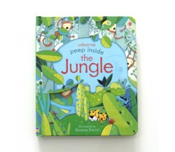 Usborne - Peep inside the jungle