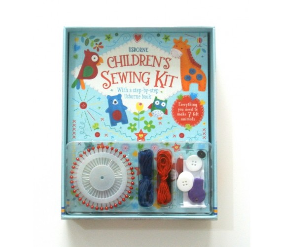 Usborne - Children's sewing kit