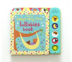 Usborne - Baby's very first lullabies book - Sound Book
