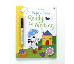 Usborne - Wipe-clean ready for writing