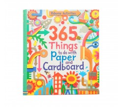 Usborne - 365 things to do with paper and cardboard