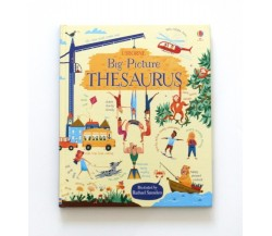 Usborne - Big picture thesaurus