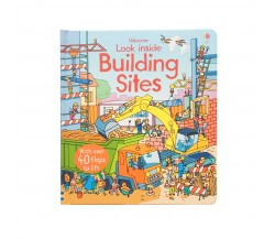 Usborne - Look inside building sites