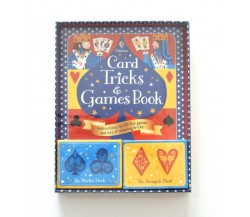 Usborne - Card tricks and games kit