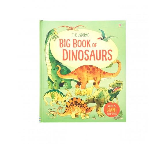 Usborne - Big book of dinosaurs