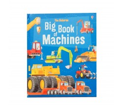 Usborne - Big book of machines