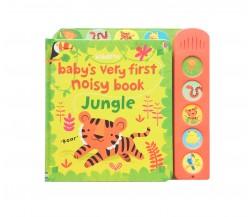 Usborne - Baby's very first noisy book: Jungle