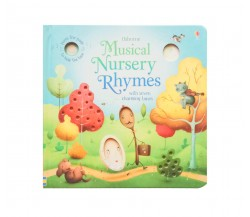 Usborne - Musical nursery rhymes sound book