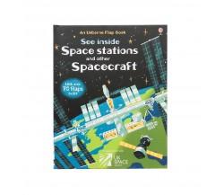 Usborne - See inside space stations and other spacecraft