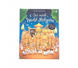 Usborne - See inside world religions