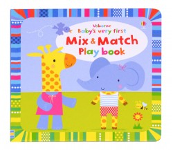 Usborne - Baby's very first mix and match playbook