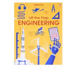 Usborne - Lift-the-flap engineering