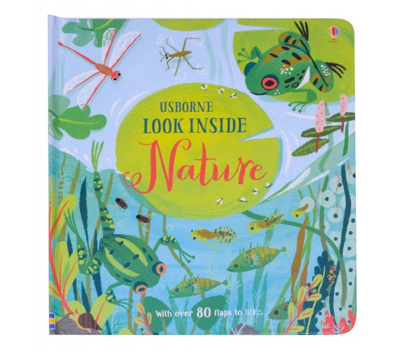 Usborne - Look inside nature