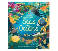 Usborne - Look inside seas and oceans
