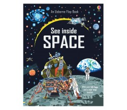 Usborne - See inside space