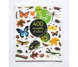 Eyelike Stickers: Bugs - 400 Reusable Stickers