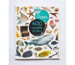 Eyelike Stickers: Ocean - 400 Reusable Stickers