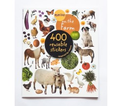 Eyelike Stickers: On the Farm - 400 Reusable Stickers