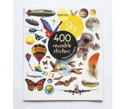 Eyelike Stickers: Sky - 400 Reusable Stickers