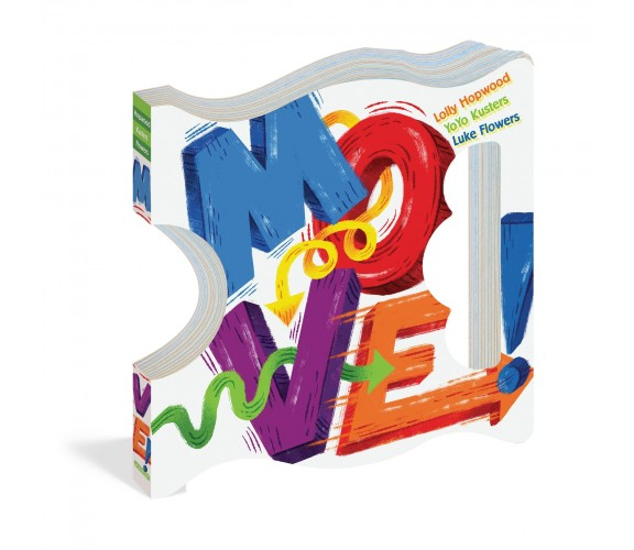 Move! Board Book