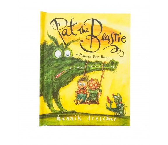 Pat the Beastie - A Pull-and-Poke Book