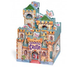 Mini House: The Enchanted Castle - Board Book